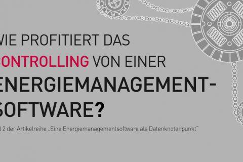 Energiemanagementsoftware-Controlling