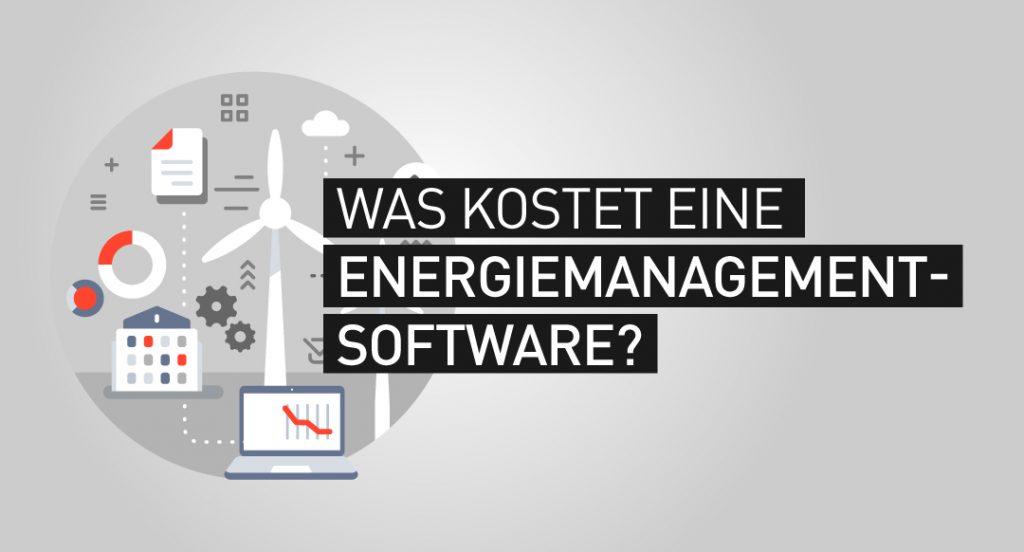 Kosten-Energiemanagementsoftware