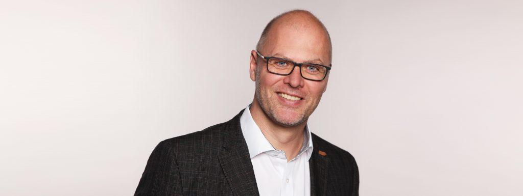 Jens Heinrich, Geschäftsführer ccc software gmbh