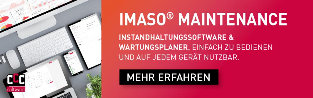 Banner-Instandhaltungssoftware