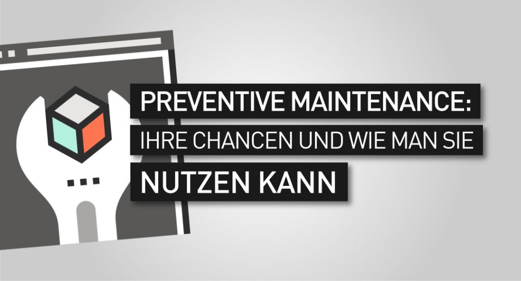 Preventive Maintenance Titelbild